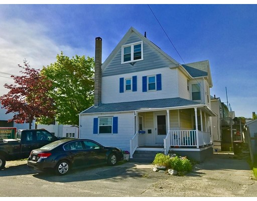 Single Family Home for Rent at 17 T St Nov-June or YR RND 17 T St Nov-June or YR RND Hull, Massachusetts 02045 United States