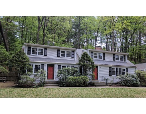 Single Family Home for Rent at 234 Cochituate Road Wayland, Massachusetts 01778 United States