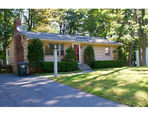 独户住宅 为 出租 在 66 Beechwood 66 Beechwood Holden, 马萨诸塞州 01520 美国