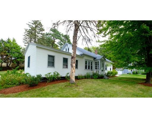 独户住宅 为 销售 在 15 Pine Hill 15 Pine Hill Nashua, 新罕布什尔州 03064 美国