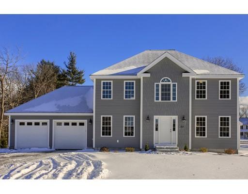 独户住宅 为 销售 在 23 Woodland Drive 23 Woodland Drive 威斯敏斯特, 马萨诸塞州 01473 美国