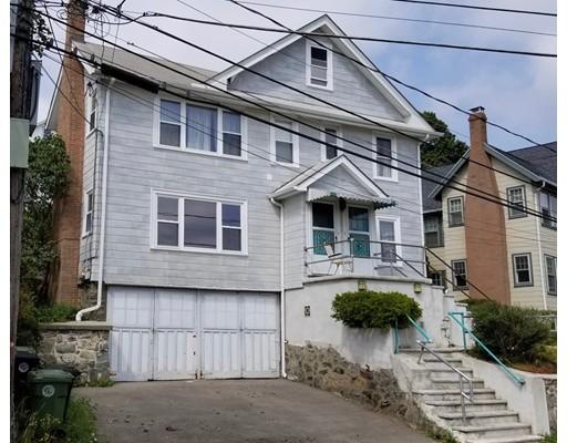 多户住宅 为 销售 在 48 Edgecliff Road 沃特敦, 马萨诸塞州 02472 美国