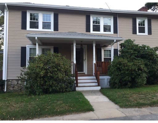 Single Family Home for Rent at 48 Dean Street Westwood, Massachusetts 02090 United States