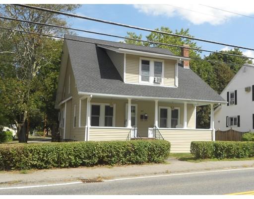 Частный односемейный дом для того Аренда на 107 Lincoln Street Hudson, Массачусетс 01749 Соединенные Штаты