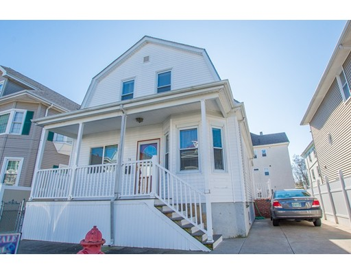 Additional photo for property listing at 74 Query Street  New Bedford, 马萨诸塞州 02745 美国