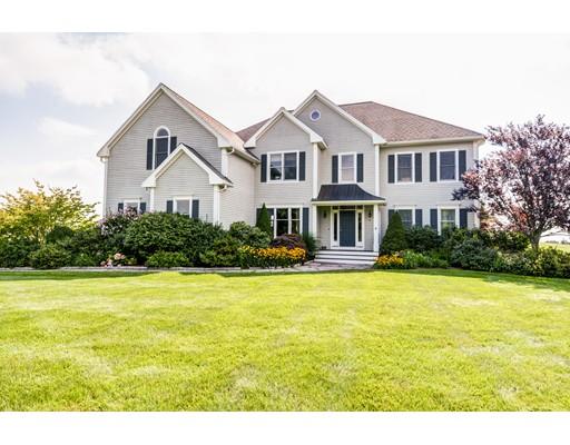 Maison unifamiliale pour l Vente à 79 Skyfields Drive Groton, Massachusetts 01450 États-Unis