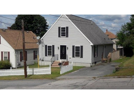 Single Family Home for Sale at 78 Congress Street 78 Congress Street Woonsocket, Rhode Island 02895 United States