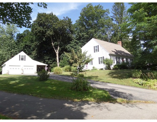 Casa Unifamiliar por un Venta en 38 Prospect Street North Brookfield, Massachusetts 01535 Estados Unidos