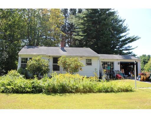 Casa Unifamiliar por un Venta en 10 Monson Road 10 Monson Road Wales, Massachusetts 01081 Estados Unidos