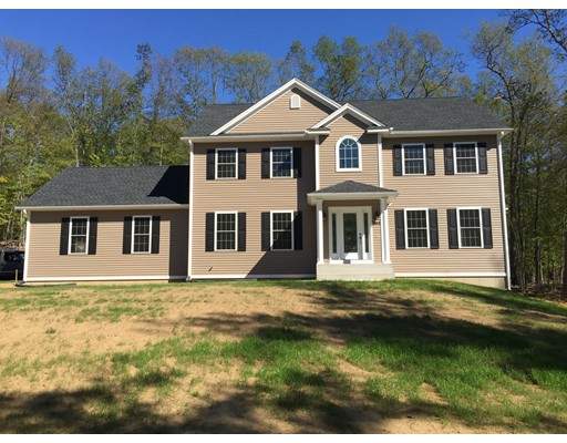 Single Family Home for Sale at 274 Mountain Road Hampden, Massachusetts 01036 United States