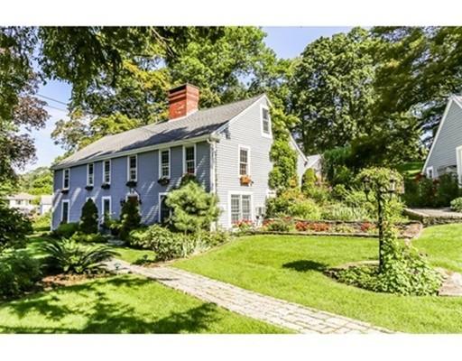 Maison unifamiliale pour l Vente à 127 Main Street Groveland, Massachusetts 01834 États-Unis