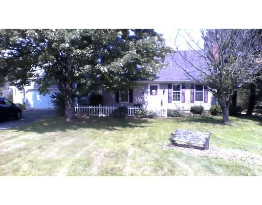 Maison unifamiliale pour l Vente à 14 Kaolin Road 14 Kaolin Road Blandford, Massachusetts 01008 États-Unis