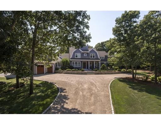 独户住宅 为 销售 在 87 Deacon Court 巴恩斯特布, 马萨诸塞州 02630 美国