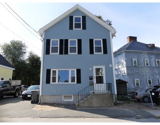 Single Family Home for Rent at 50 Greenville Street Haverhill, Massachusetts 01830 United States