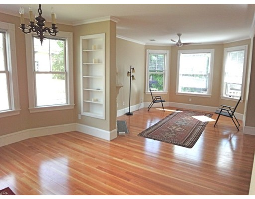 Single Family Home for Rent at 29 Glenwood Avenue Cambridge, Massachusetts 02139 United States