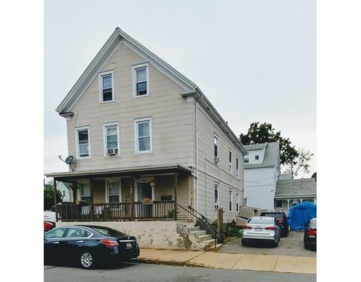 Casa Multifamiliar por un Venta en 231 Allen Street New Bedford, Massachusetts 02740 Estados Unidos