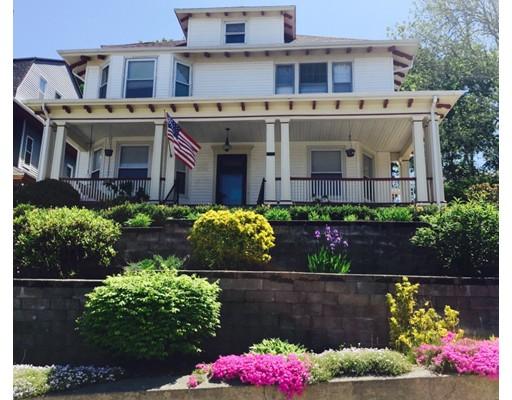 Single Family Home for Sale at 601 June Street 601 June Street Fall River, Massachusetts 02720 United States
