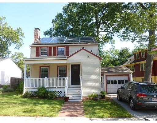 独户住宅 为 出租 在 9 Edgewood Street 伍斯特, 01602 美国