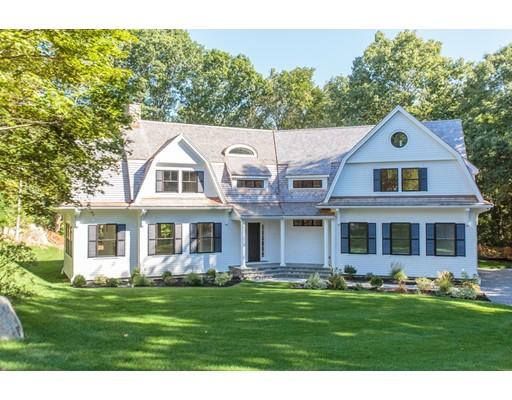 Nhà ở một gia đình vì Bán tại 168 Beaver Road 168 Beaver Road Weston, Massachusetts 02493 Hoa Kỳ