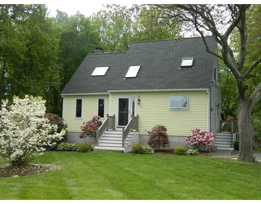 独户住宅 为 出租 在 8 Morton Road 斯基尤特, 02066 美国