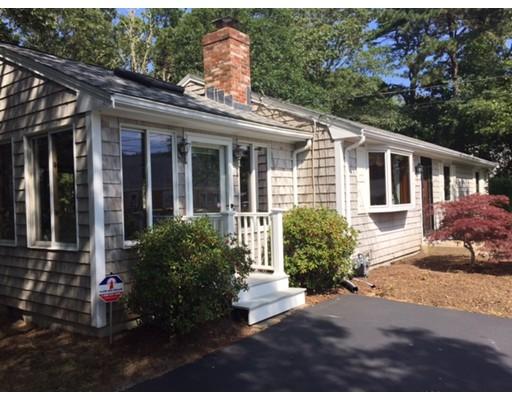 独户住宅 为 销售 在 39 Cynthia Lane 丹尼斯, 02639 美国