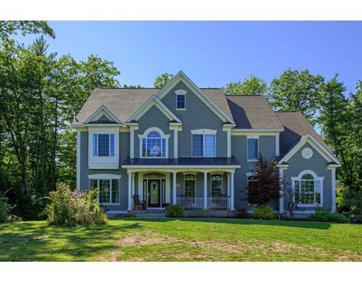 Single Family Home for Sale at 487 Holman Street Lunenburg, Massachusetts 01462 United States