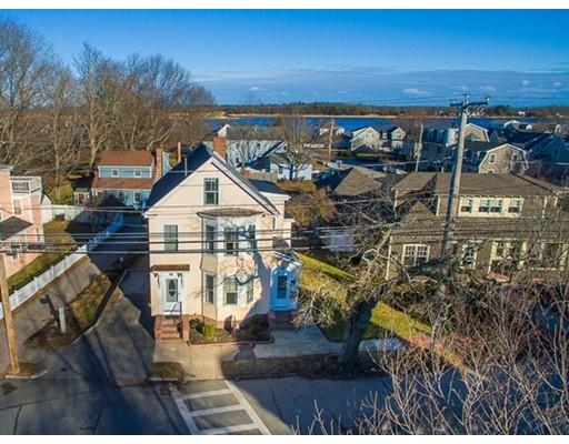 独户住宅 为 出租 在 332 Merrimac Street 332 Merrimac Street Newburyport, 马萨诸塞州 01950 美国