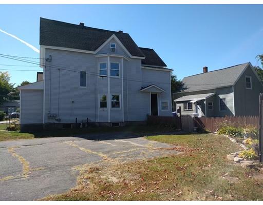 Casa Multifamiliar por un Venta en 20 Beaudry Street Springfield, Massachusetts 01151 Estados Unidos