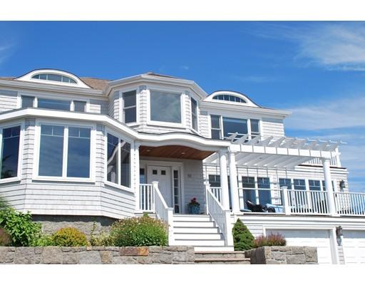 Casa Unifamiliar por un Alquiler en 52 Salt Island Road 52 Salt Island Road Gloucester, Massachusetts 01930 Estados Unidos