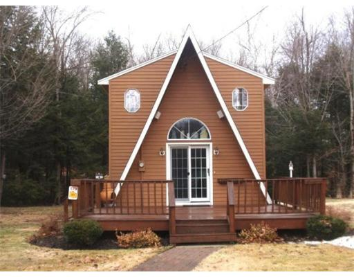 Single Family Home for Sale at 179 Alan A Dale Drive Becket, Massachusetts 01223 United States