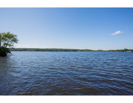 Single Family Home for Sale at 47 Nelson Shore Road Lakeville, Massachusetts 02347 United States