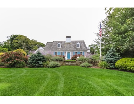Single Family Home for Sale at 203 Cross 203 Cross Chatham, Massachusetts 02633 United States