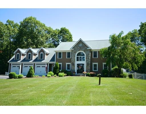 Частный односемейный дом для того Продажа на 25 walnut 25 walnut Rutland, Массачусетс 01543 Соединенные Штаты