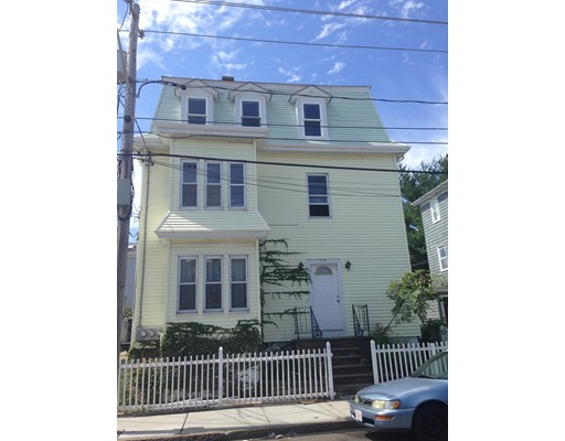 Single Family Home for Rent at 112 Seabury Fall River, Massachusetts 02780 United States