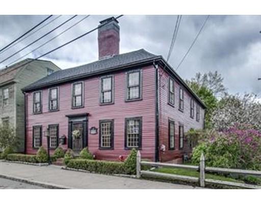 Maison unifamiliale pour l à louer à 28 Winter Street 28 Winter Street Newburyport, Massachusetts 01950 États-Unis