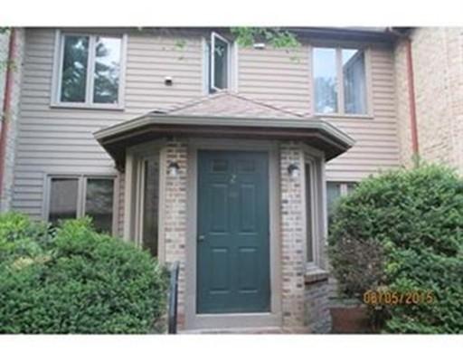 Кондоминиум для того Аренда на 108 Norton Ave #14 108 Norton Ave #14 Easton, Массачусетс 02375 Соединенные Штаты