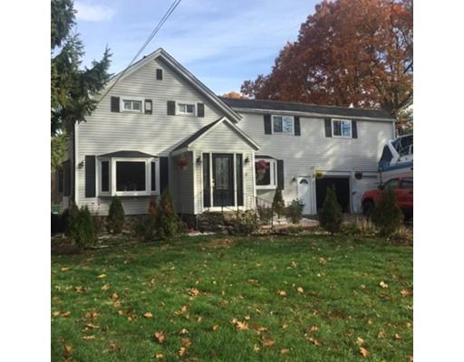 Casa Unifamiliar por un Venta en 402 Bullard Street 402 Bullard Street Holden, Massachusetts 01520 Estados Unidos