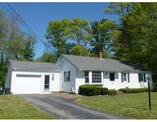 独户住宅 为 出租 在 6 Susan Lane Middleboro, 马萨诸塞州 02346 美国