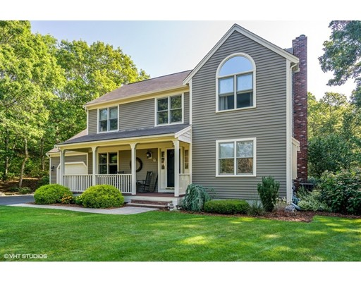 Maison unifamiliale pour l Vente à 68 Morgan Way 68 Morgan Way Barnstable, Massachusetts 02668 États-Unis