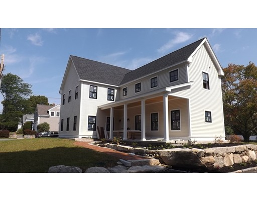 Single Family Home for Sale at 1 Hayden Rowe Street Hopkinton, Massachusetts 01748 United States