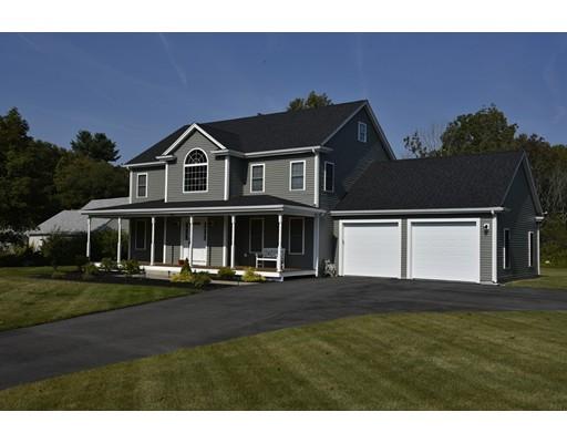 Maison unifamiliale pour l Vente à 480 Sumner Street Stoughton, Massachusetts 02072 États-Unis