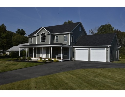 Single Family Home for Sale at 480 Sumner Street Stoughton, Massachusetts 02072 United States