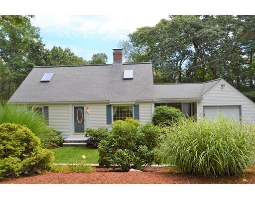 独户住宅 为 销售 在 259 Wood Street 259 Wood Street Lexington, 马萨诸塞州 02421 美国