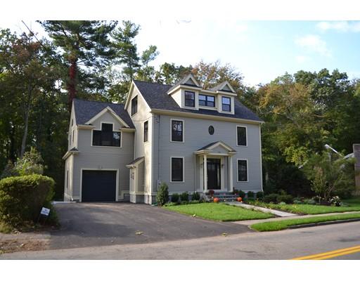 Single Family Home for Sale at 94 OAK Street 94 OAK Street Needham, Massachusetts 02492 United States