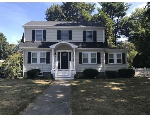 独户住宅 为 出租 在 395 Weston Road 韦尔茨利, 马萨诸塞州 02482 美国