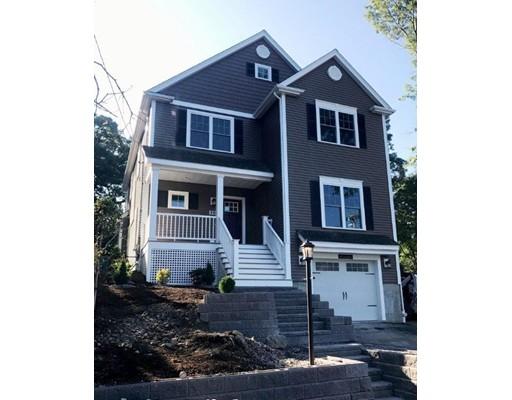 Частный односемейный дом для того Продажа на 100 Garfield Road Dedham, Массачусетс 02026 Соединенные Штаты