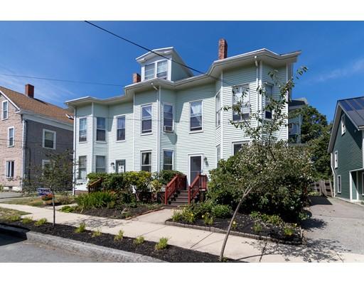 Кондоминиум для того Продажа на 8 Dalton Street 8 Dalton Street Newburyport, Массачусетс 01950 Соединенные Штаты