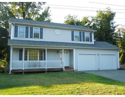 独户住宅 为 出租 在 11 Young Avenue East Longmeadow, 马萨诸塞州 01028 美国