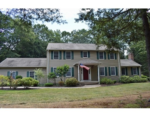 Casa Unifamiliar por un Venta en 41 Ashley Circle 41 Ashley Circle Easthampton, Massachusetts 01027 Estados Unidos