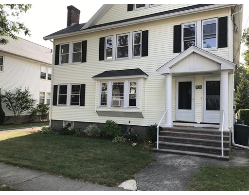 Condominium for Sale at 59 Foster Road 59 Foster Road Belmont, Massachusetts 02478 United States